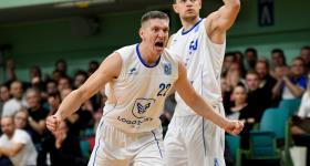 6. kolejka III ligi koszykówki | Wiara Lecha - MKS Września 89:83 obrazek 13