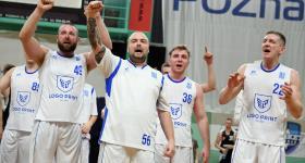 6. kolejka III ligi koszykówki | Wiara Lecha - MKS Września 89:83 obrazek 50