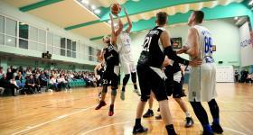 6. kolejka III ligi koszykówki | Wiara Lecha - MKS Września 89:83 obrazek 30