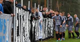 13. kolejka V ligi | Korona Piaski - Wiara Lecha 3:2  obrazek 99