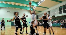 6. kolejka III ligi koszykówki | Wiara Lecha - MKS Września 89:83 obrazek 4