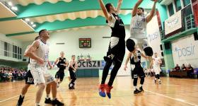 6. kolejka III ligi koszykówki | Wiara Lecha - MKS Września 89:83 obrazek 32