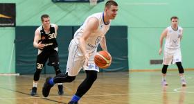 6. kolejka III ligi koszykówki | Wiara Lecha - MKS Września 89:83 obrazek 18