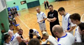 6. kolejka III ligi koszykówki | Wiara Lecha - MKS Września 89:83 obrazek 6
