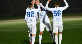 14. kolejka V ligi | Wiara Lecha - Grom Plewiska obrazek 19