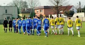 15. kolejka V ligi | GKS Dopiewo - Wiara Lecha 2:2