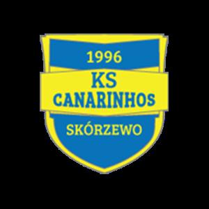 Herb klubu Canarinhos Skórzewo