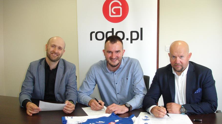 rodo.pl nowym sponsorem biznes Wiary Lecha