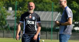 1. kolejka V ligi 2020/21 | Grom Plewiska - Wiara Lecha 1:0 obrazek 11
