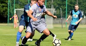 1. kolejka V ligi 2020/21 | Grom Plewiska - Wiara Lecha 1:0 obrazek 16