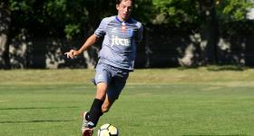 1. kolejka V ligi 2020/21 | Grom Plewiska - Wiara Lecha 1:0 obrazek 22