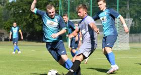 1. kolejka V ligi 2020/21 | Grom Plewiska - Wiara Lecha 1:0 obrazek 18