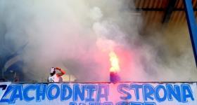 1. kolejka V ligi 2020/21 | Grom Plewiska - Wiara Lecha 1:0 obrazek 42