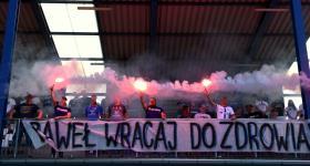 1. kolejka V ligi 2020/21 | Grom Plewiska - Wiara Lecha 1:0 obrazek 27