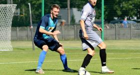 1. kolejka V ligi 2020/21 | Grom Plewiska - Wiara Lecha 1:0 obrazek 17