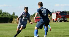1. kolejka V ligi 2020/21 | Grom Plewiska - Wiara Lecha 1:0 obrazek 23