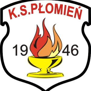 Herb klubu Płomień Przyprostynia