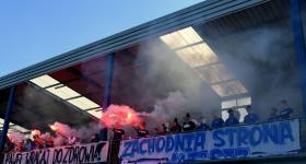 1. kolejka V ligi 2020/21 | Grom Plewiska - Wiara Lecha 1:0 obrazek 28