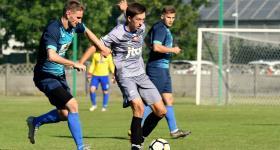 1. kolejka V ligi 2020/21 | Grom Plewiska - Wiara Lecha 1:0 obrazek 33