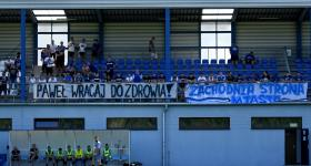 1. kolejka V ligi 2020/21 | Grom Plewiska - Wiara Lecha 1:0 obrazek 14