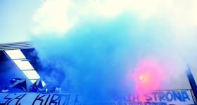 1. kolejka V ligi 2020/21 | Grom Plewiska - Wiara Lecha 1:0 obrazek 41
