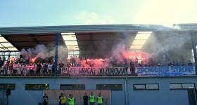 1. kolejka V ligi 2020/21 | Grom Plewiska - Wiara Lecha 1:0 obrazek 26