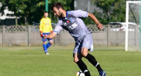 1. kolejka V ligi 2020/21 | Grom Plewiska - Wiara Lecha 1:0 obrazek 32