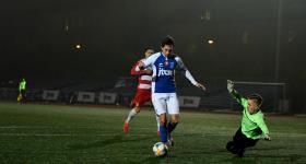 Pierwsze derby z Akademią Reissa