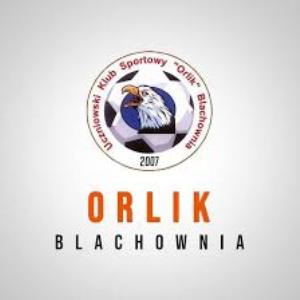 Herb klubu UKS ORLIK BLACHOWNIA