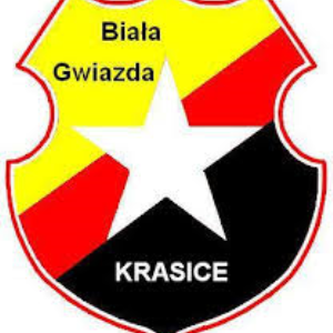 Herb klubu Biała Gwiazda Krasice