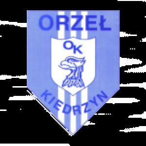 Herb klubu Orzeł Kiedrzyn