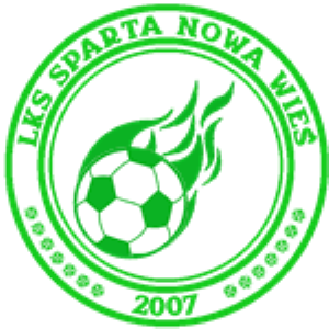 Herb klubu LKS Sparta Nowa Wieś