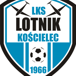 Herb klubu LKS Lotnik Kościelec