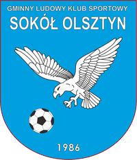 Herb klubu Sokół Olsztyn