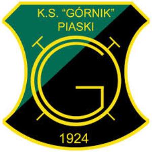 Herb klubu Górnik Piaski
