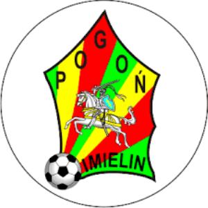 Herb klubu Pogoń Imielin