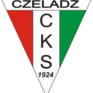 Herb klubu CKS Czeladź
