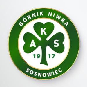 Herb klubu AKS Górnik Niwka Sosnowiec