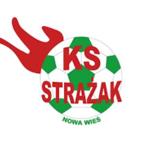 Herb klubu Strażak Nowa Wieś