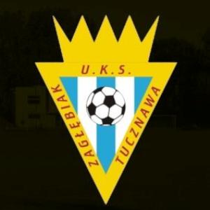 Herb klubu Zagłębiak Tucznawa