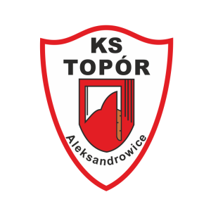 Herb klubu KS Topór Aleksandrowice