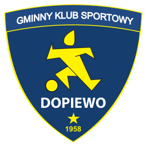 Herb klubu GKS Dopiewo