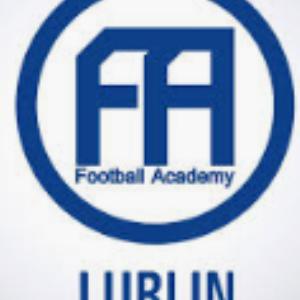 Herb klubu UCZNIOWSKI KLUB SPORTOWY FOOTBALL ACADEMY LUBLIN