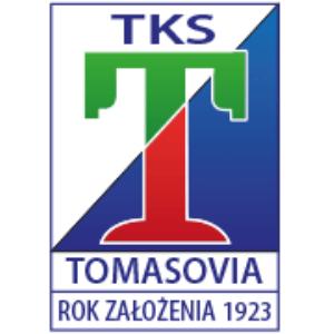 Herb klubu Tomasovia Tomaszów Lubelski