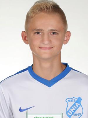 Zdjęcie członka Oliwier Stadnicki w klubie MKS Unia Hrubieszów