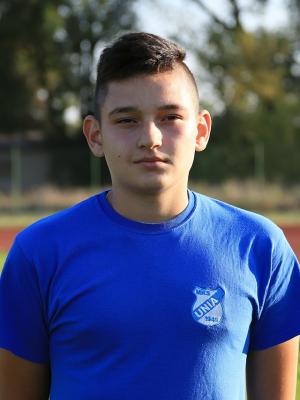 Zdjęcie członka Mateusz Zając w klubie MKS Unia Hrubieszów