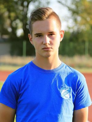 Zdjęcie członka Kacper Semeńczuk w klubie MKS Unia Hrubieszów