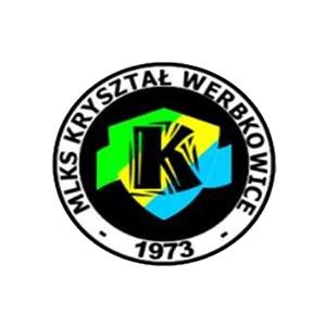 Herb klubu Kryształ Werbkowice