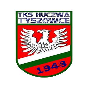Herb klubu Huczwa Tyszowce