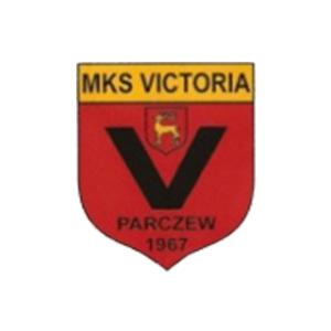 Herb klubu Victoria Parczew